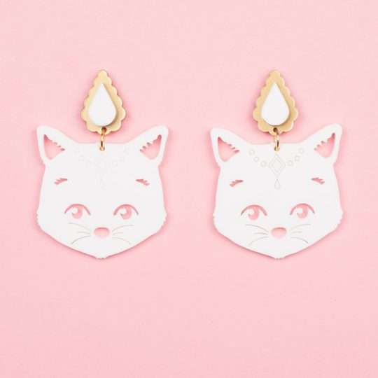 Boucles-Gipsy-Cat-blanc