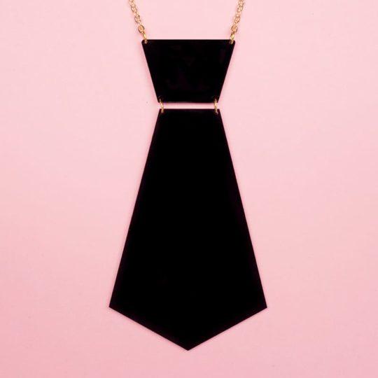 Collier-Cravate-Gipsy-noir