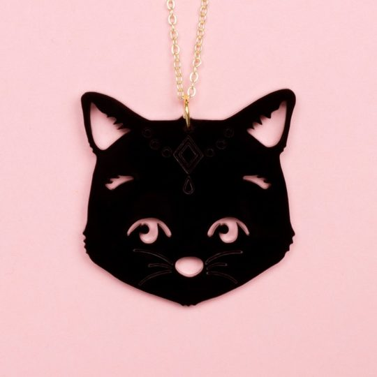 Collier-Gipsy-cat-noir