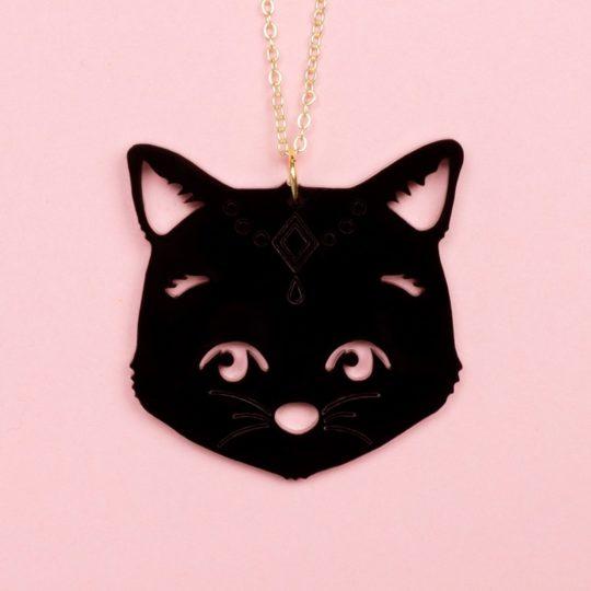 Collier-Gipsy-cat-noir