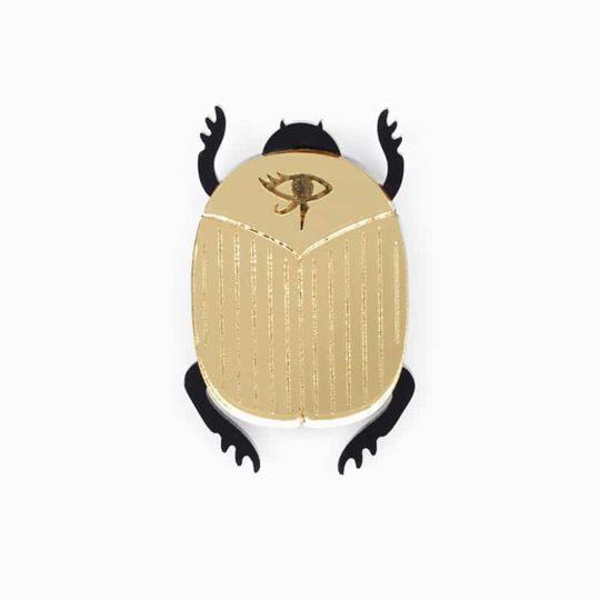 juleetlily broche scarabee