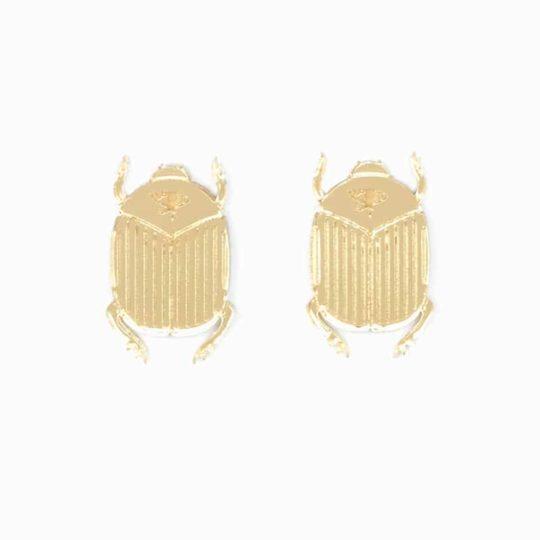 juleetlily studs scarabee