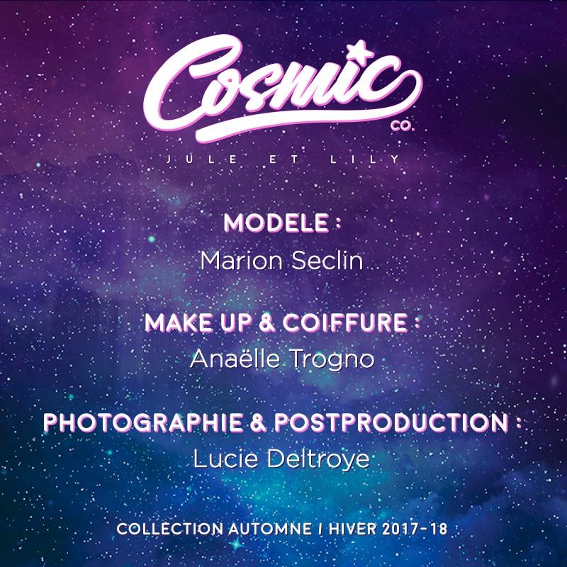 Crédits-Cosmic