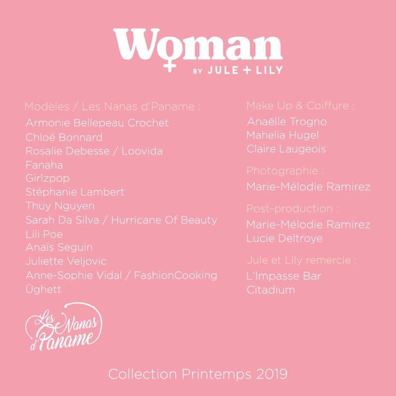 Crédits-Woman