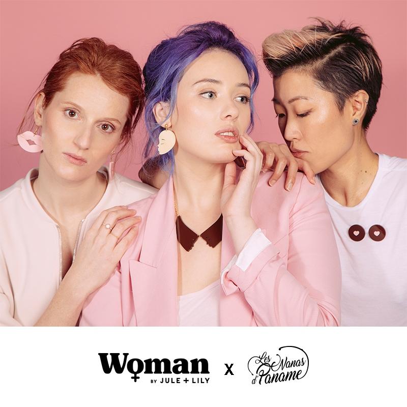 WOMAN X LES NANAS D'PANAME