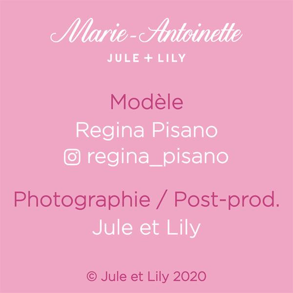 Crédits-Marie-Antoinette